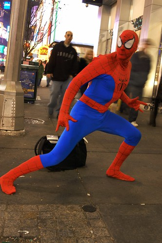 Spidey In The City 2