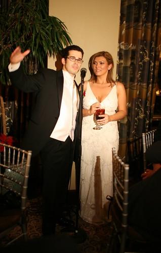 Chris & Ponzi's Wedding