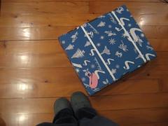 Por fin tengo una cesta de navidad