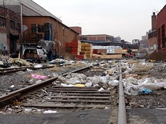 Bushwick Rails