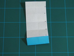 Folding arrangment 2