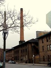 Former Greenpoint Hospital