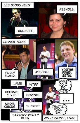 Le Web in one snap