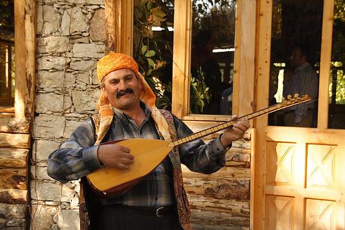 土耳其歌謠演唱