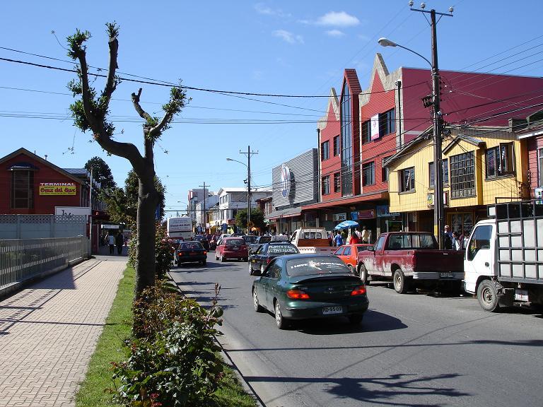 Chiloe Town