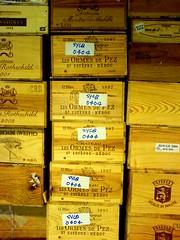 Cases of Wine