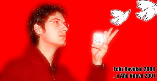 postal de navidad janmi.com 2006