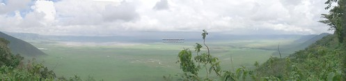 Ngorongoro Hanselman Panorama Small