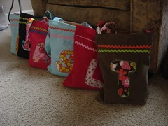 Christmas bag gifts