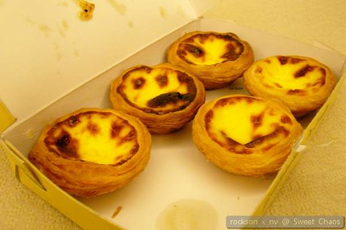 Macau King Luis Egg Tart 4/7