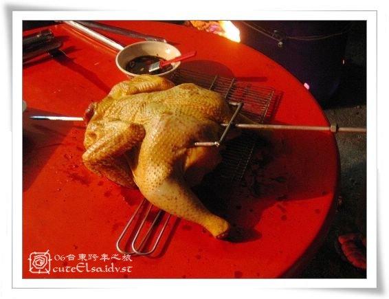 台東巴浪家-超大隻的雞!!!