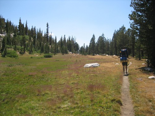 Tuolumne Meadows to Yosemite Valley