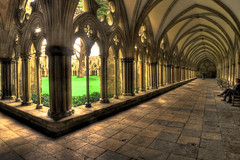 Inner Cloister photo by Markhenderson81