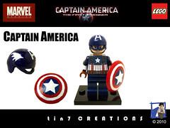 13 - Captain America photo by tin7_creations
