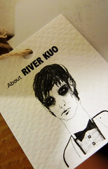 RIVER KUO 2010 artworks collection - NOW published! photo by 下流志向
