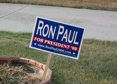 Ron Paul for President