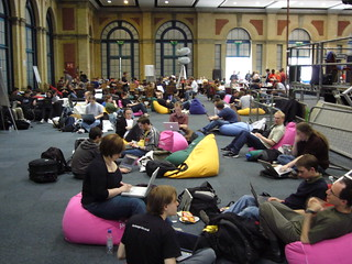 Hackers and beanbags