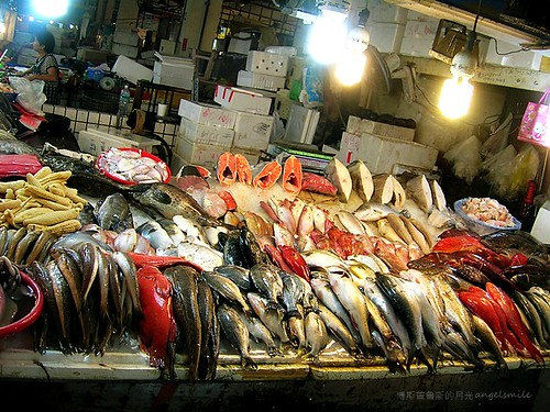 布袋觀光魚市 - 現撈魚鮮