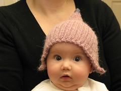 Baby Pixie Hat #2