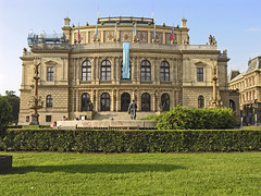 Rudolfinum 魯道夫音樂廳