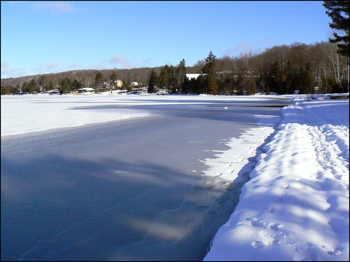 Frozen-lake-II