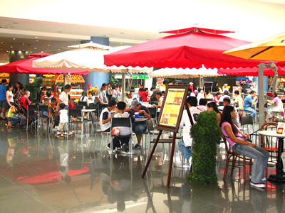 Ala Al Fresco Food Court