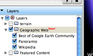captura google earth con panoramio