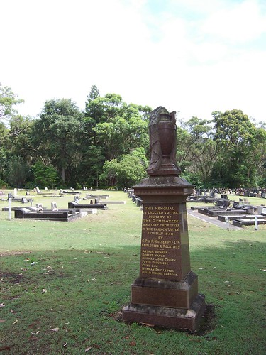 Joyce Memorial Point Clare Cemetery Coolarn Avenue Point Clare