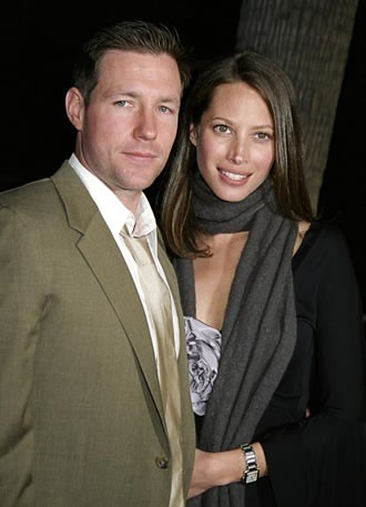 Christy Turlington_Edward Burns