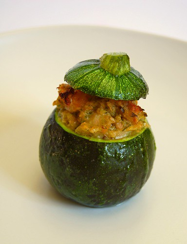stuffed globe zucchini© by haalo