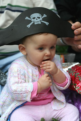 Persephone The Pirate!