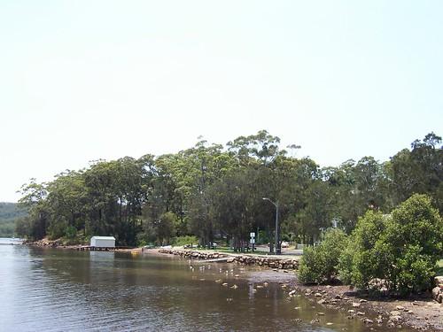 Centennial Avenue Reserve Saratoga