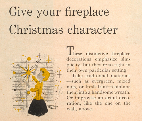 Christmas Ideas: Fireplace