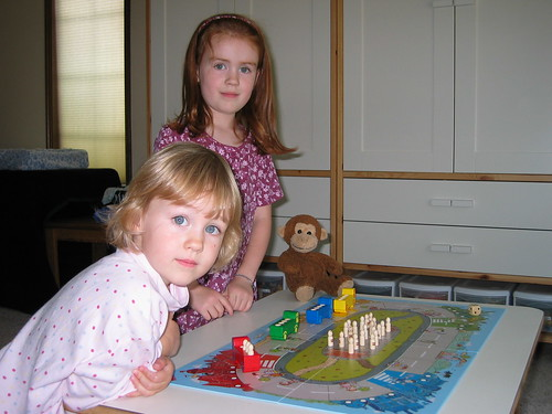 Schwuppdi Bus German board game
