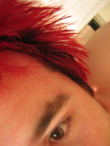 dotBen (hair)red