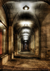 Arcade, Manchester...HDR photo by Stevacek