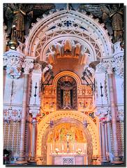 The Lady Chapel / El Camarín de la Virgen photo by SantiMB.Photos