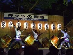 富岡八幡宮太鼓の宴 ことぶき太鼓1