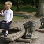 Anyone seen the crocodile?<br/>22 Sep 2007