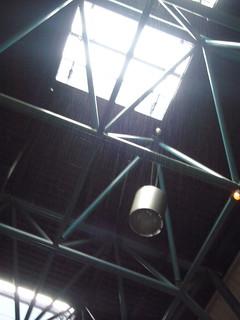 Raining inside