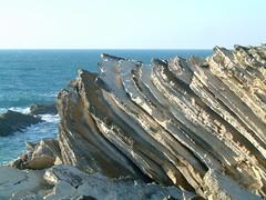Praia do Baleal Rochas
