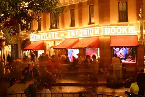 Disneyland Emporium Books