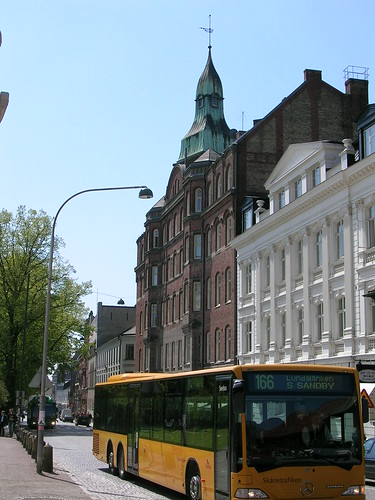 Lund bus
