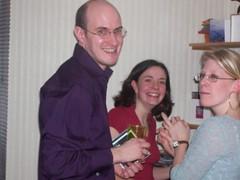 Ian, Sarah and Alice