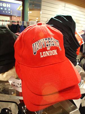 ロンドン大学 ショップ
