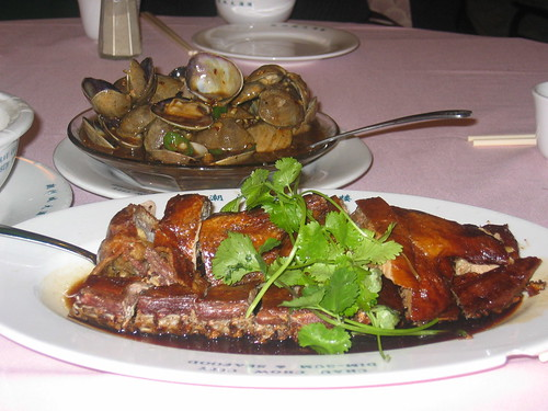 Duck and Clams