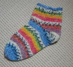 Opal sock
