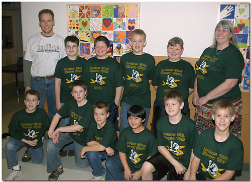 Archer Glen Chess Team