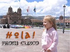 Hola de Cuzco