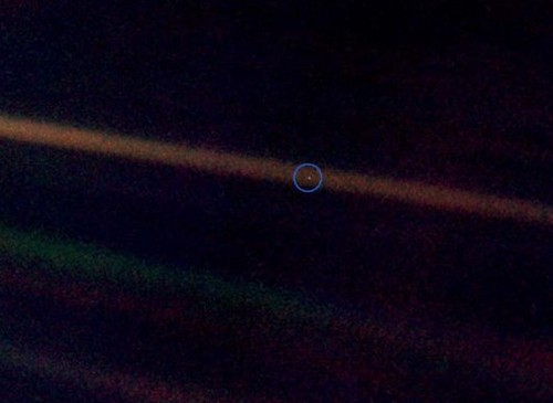 Un punto azul pálido - Carl Sagan